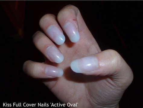 acrylic nails at home kit active oval cover nails reviews photos