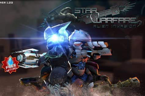 Free Iphone Games. Star Warfare Alien