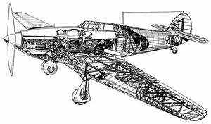 Hawker Hurricane Diagram