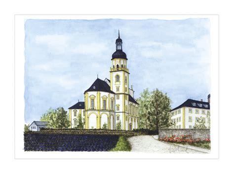 Fährbrück Bei Hausen  Wallfahrtskirche Und