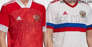 Russia 2020-21 Home & Away Kits Leaked - New Home Kit ...