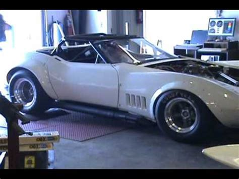bigblock corvette race car youtube