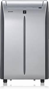Sharp Portable Air Conditioner Cv P10pc Parts