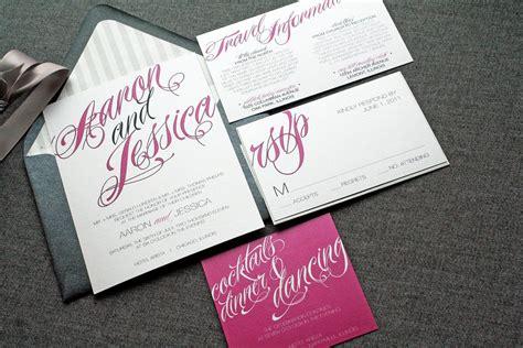 Sweet 16 Invitations Pink and Black Wedding Invitations ...