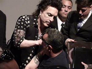 Paul Stanley of KISS at Sound Rules « Levine ...