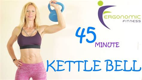kettlebell workout minute muscle