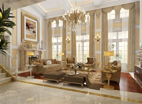 A Few Different Ways To Make A Luxury Living Room Oop