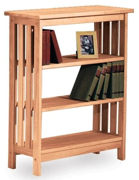Unfinished Bookcase by Unfinished Wood Bookcases And Bookshelves