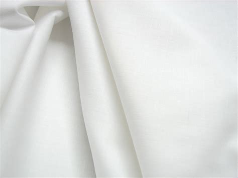 cotton sheeting fabric by the metre 94 quot white poly cotton sheeting fabric by the metre