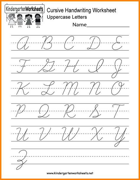 9+ Cursive Handwriting Sheets  Wines For Dummies