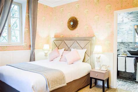 chambre a theme romantique chambre romantique les jardins d 39 épicure
