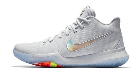 "Nike Kyrie 3 Ts ""time To Shine""  Release Date Sneakerwhorez"