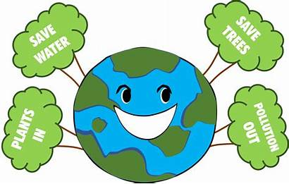 Clean Clipart Earth Word Pollution Poster Water