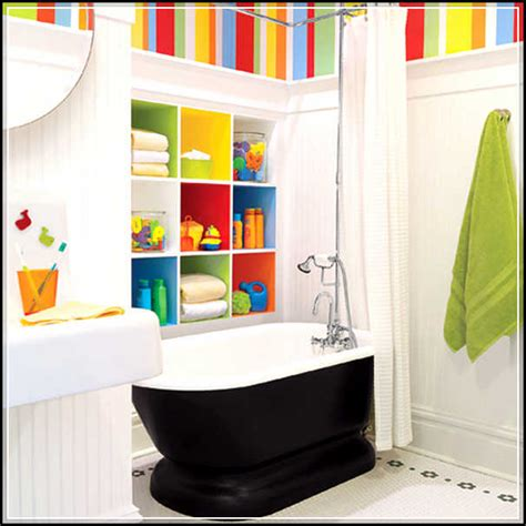 Cute And Cool Kids Bathroom Accessories For Girls' And