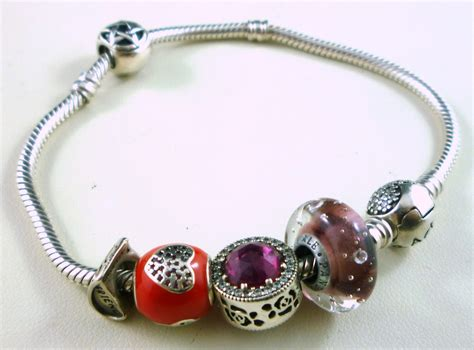 Silver - Pandora Bracelet