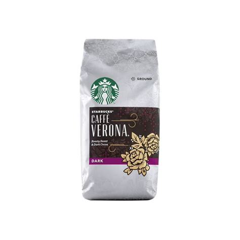 In the mid 1970s, starbucks started blending and selling a coffee for a in 1986, howard schultz bought coffee from starbucks, and resold it inside his il giornale cafe. Starbucks Caff Verona - Ground coffee - 16 oz - arabica - Walmart.com - Walmart.com