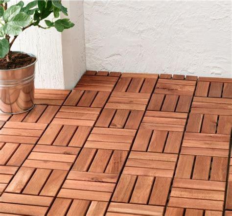 peinture pour sol exterieur balcon caillebotis bois 50 exemples pour votre espace ext 233 rieur