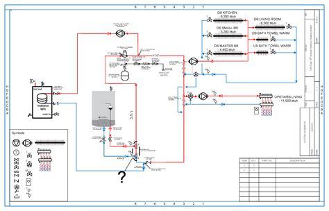 primary secondary boiler loop diagrams primary get free