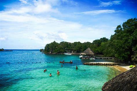 excelentes playas de colombia perfectas  sus