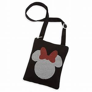 disney crossbody bag minnie mouse letter carrier canvas With letter carrier bag