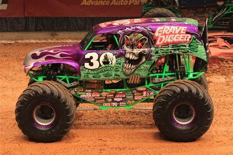 rc monster truck freestyle gravedigger 30th anniversary monster trucks pinterest