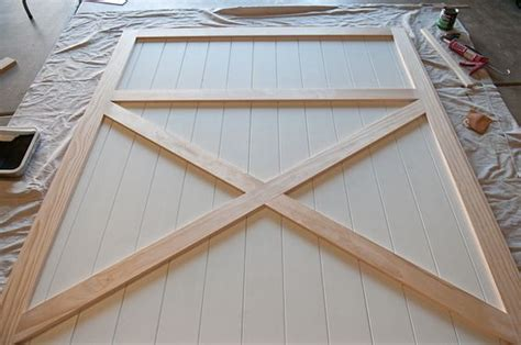 How To Frame A Barn Door by 53 Creative And Gorgeous Diy Barn Door Plans And Ideas