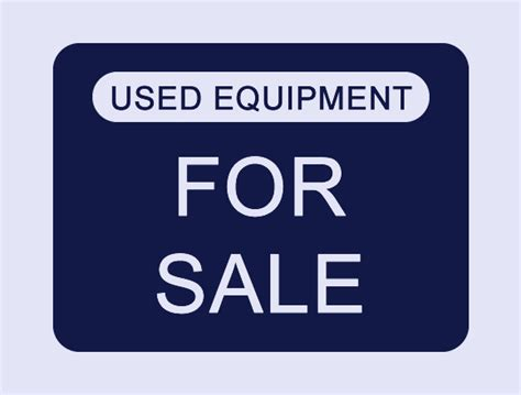 Used Equipment | Pacific Integrated Handling