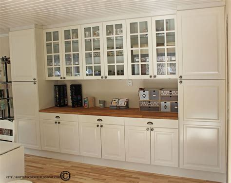 Ikea Kitchen Cabinets Peeling by Kitchen Cabinets Used For Craft Room Organization Simply