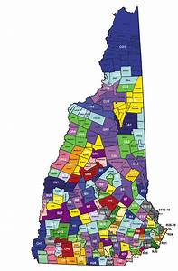 NH House of Representatives Map Search | Citizens Count