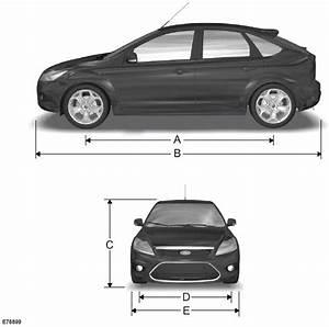 Dimension Ford Focus 3 : technical specifications ford focus owners manual ford focus ford manuals ~ Medecine-chirurgie-esthetiques.com Avis de Voitures