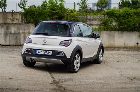 2015 Opel Adam Rocks European Review
