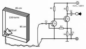 Storm Detector Circuit  U2013 Circuit Wiring Diagrams