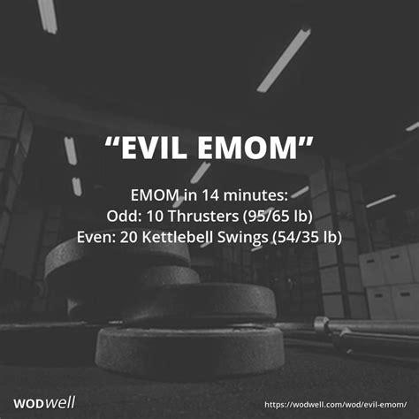 emom workout workouts wodwell wod kettlebell