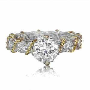 Buccellati diamond engagement ring for Buccellati wedding rings