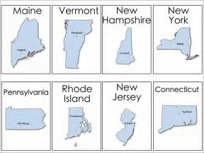 50 States and Capitals Flash Cards Printable
