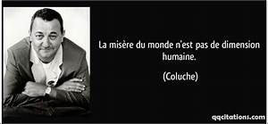citation de coluche politique