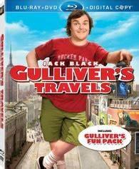 Gulliver's Travels Blu-ray