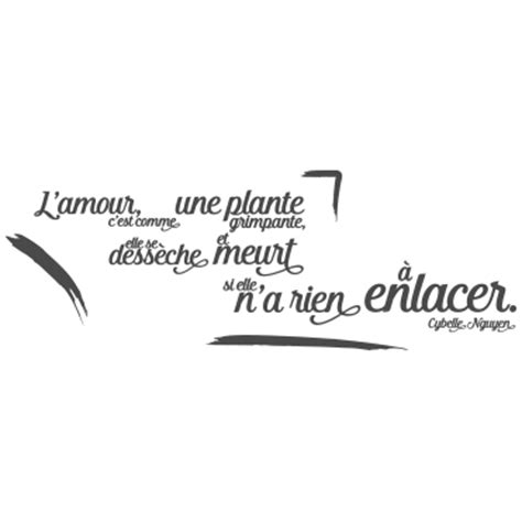 citation cuisine amour stickers citation sur l 39 amour