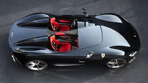 Wallpaper Ferrari Monza SP2, 2019 Cars, supercar, 4K, Cars ...