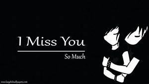 I Miss You Wallpaper (71+ images)
