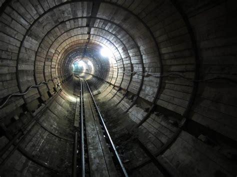 los angeles sewer tunnel hamilton  associates