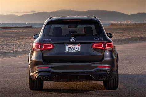 La c 43 amg est profondément imprégnée de l'esprit de performance d'amg, et ce, de son v6 biturbo de 385 ch à sa. 2020 Mercedes-AMG GLC 43 SUV: Review, Trims, Specs, Price ...