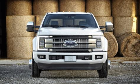 2018 Duty Changes by 2018 Ford F 250 Duty Price Performance Release