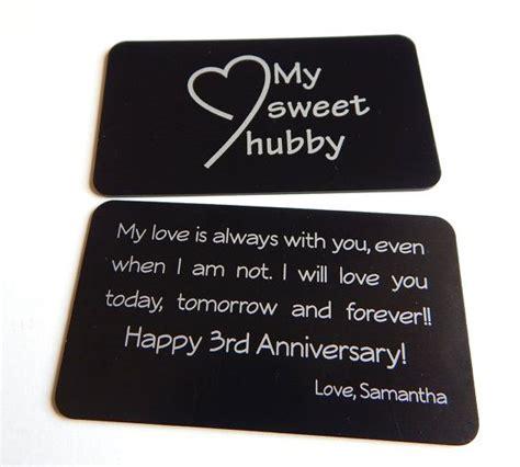 3rd wedding anniversary gift 3rd wedding anniversary gift to my husband gift from wife to husband custom anniversary love