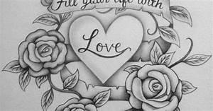 drawings love - Google Search   tattoos   Pinterest   Cas ...