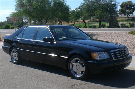 mercedes benz  grand edition  door sedan