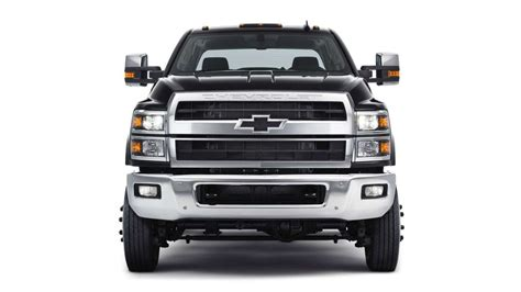 2019 Gmc 4500hd by Chevrolet Unveils The Work Ready 2019 Silverado 4500 Hd