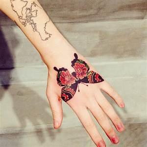 20 Coolest Butterfly Tattoo Designs Examples - SheIdeas