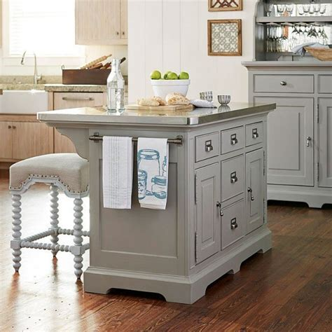 rta kitchen island dogwood kitchen island set cobblestone paula deen home 2026