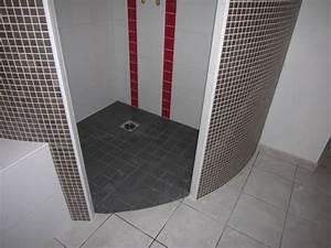 Quel Carrelage Pour Douche Italienne : prix pour faire une douche italienne b ti support douche ~ Zukunftsfamilie.com Idées de Décoration
